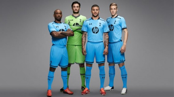 pretty nice 5fd7d 3a192 Kitman: New Tottenham home and away kits launched   Off The Post