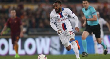 Alexandre Lacazette Arsenal bid