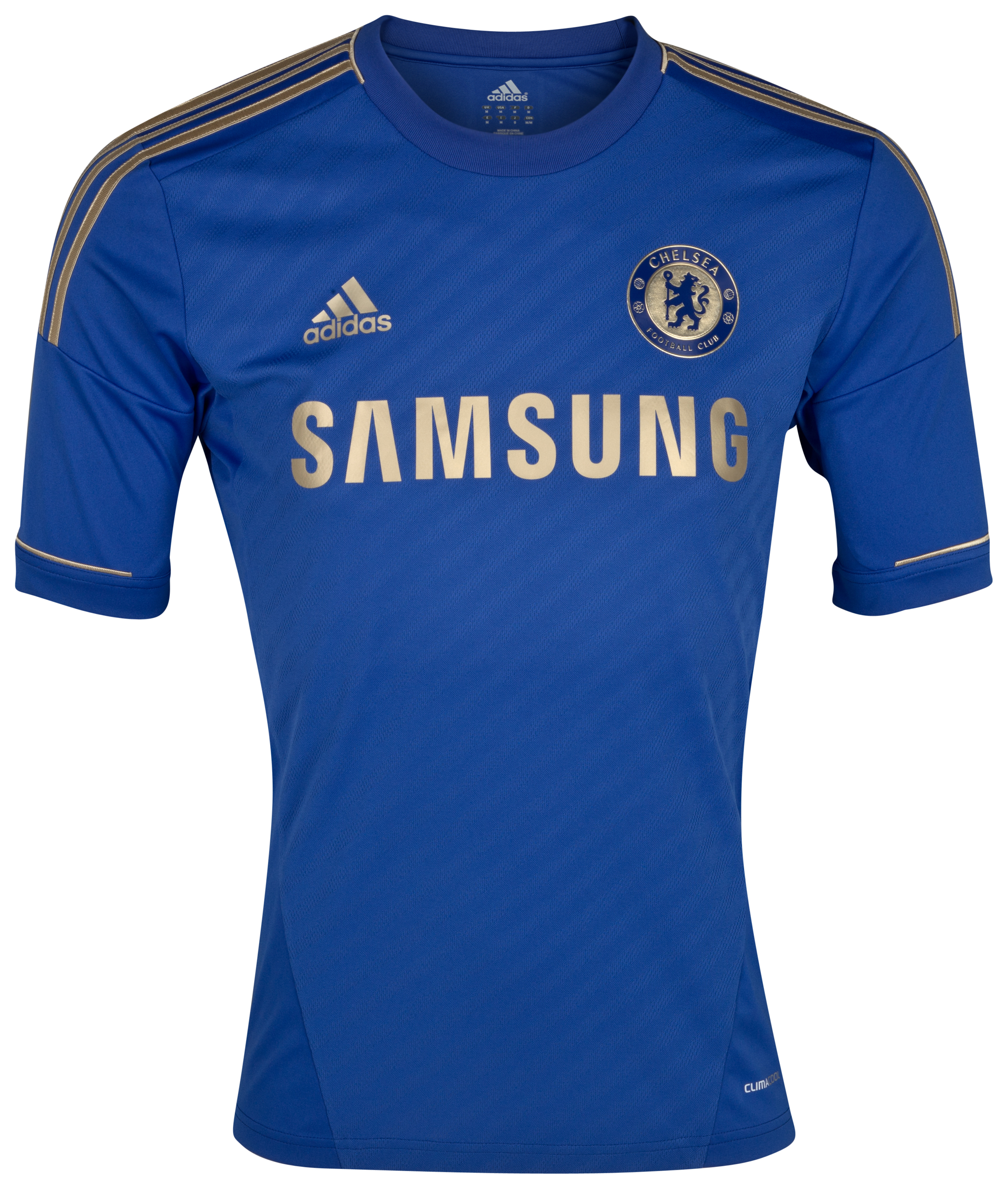 kitman new chelsea 12 13 home kit unveiled off the post
