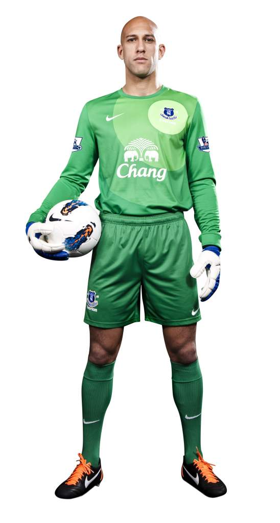 the latest 92673 941f9 Kitman: Everton release new home kit, all very traditional ...