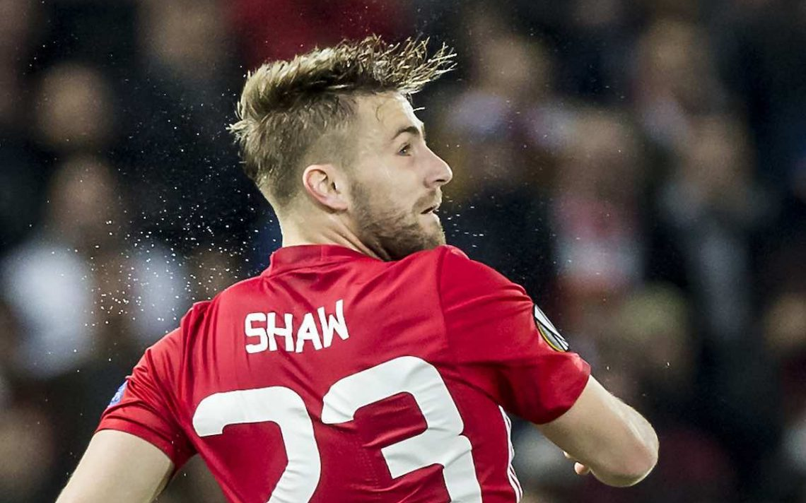 Man Utd ready to sell Luke Shaw for £20m in January