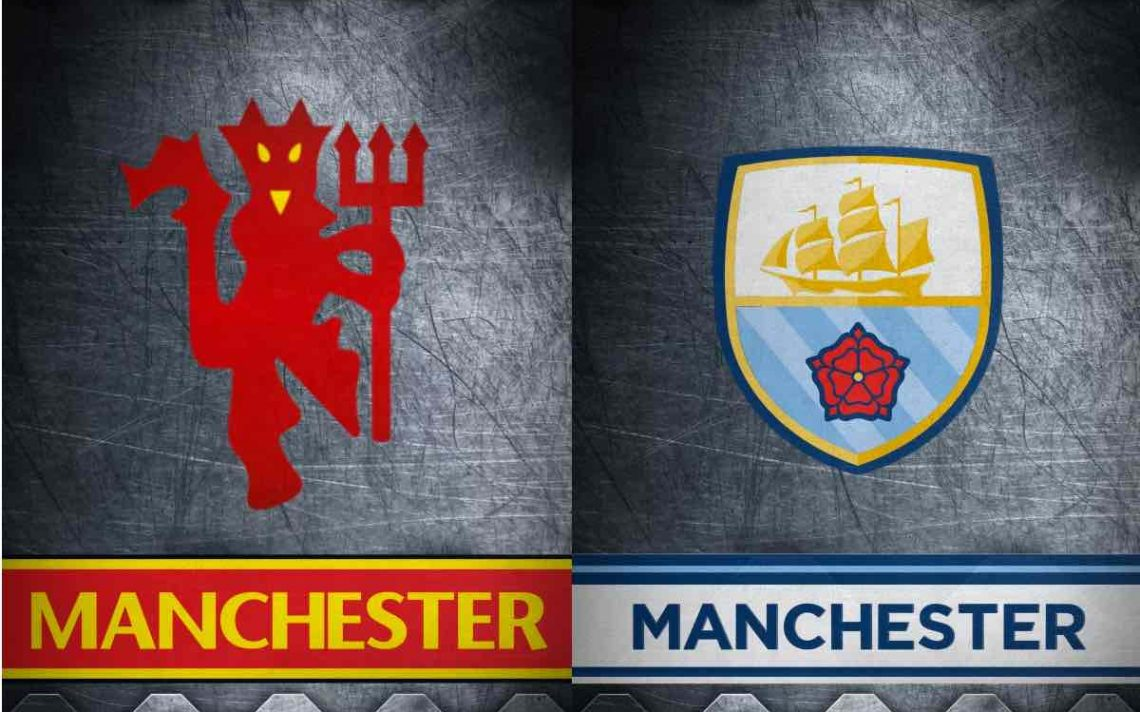 is manchester red or blue whether you support man utd or. Black Bedroom Furniture Sets. Home Design Ideas