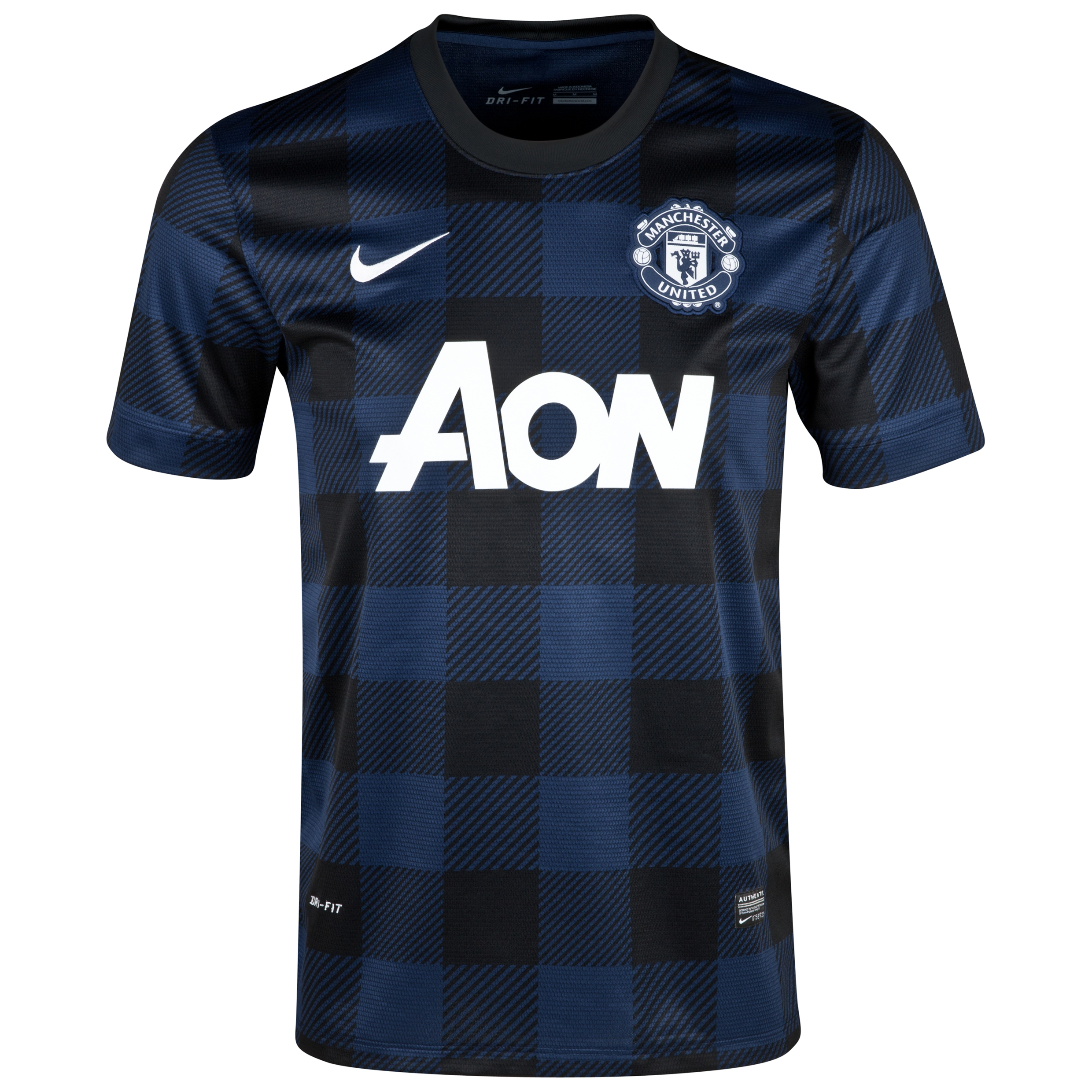 League champions Manchester United have unveiled their new away kit    Manchester United 2014 Away Kit