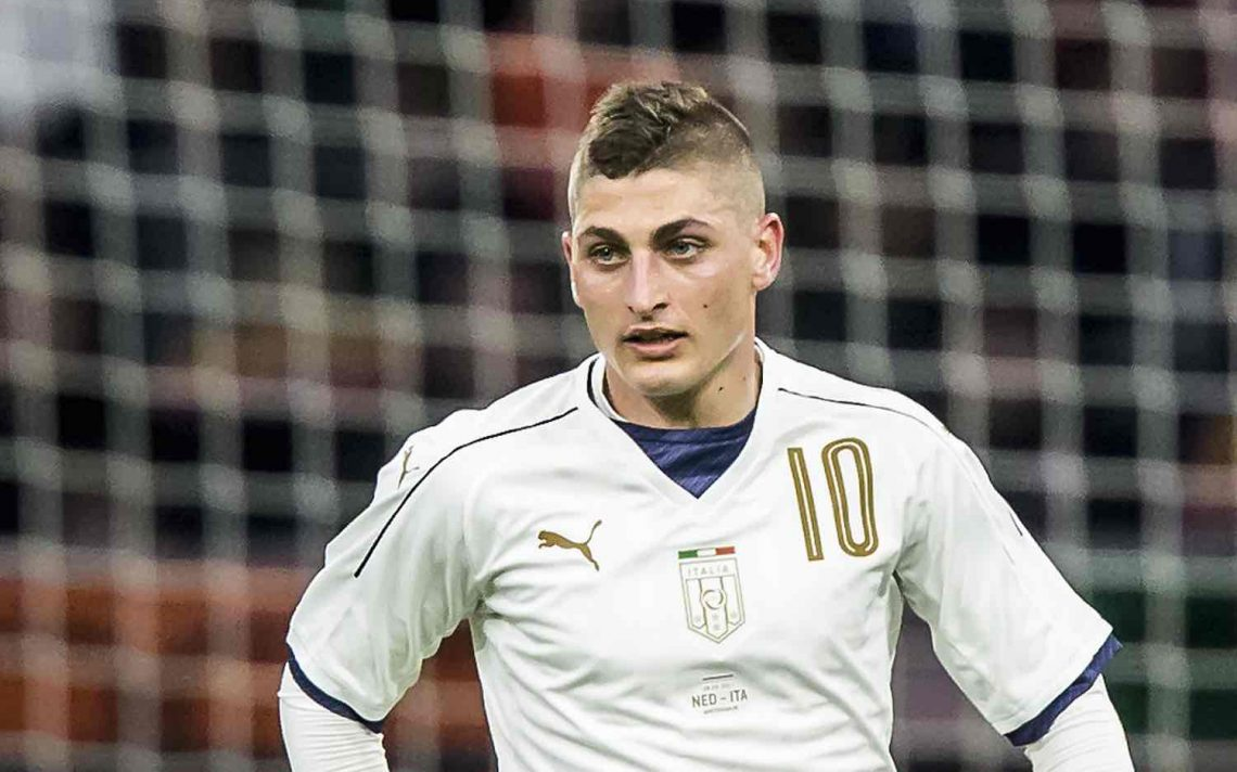 Man Utd linked with Marco Verratti move