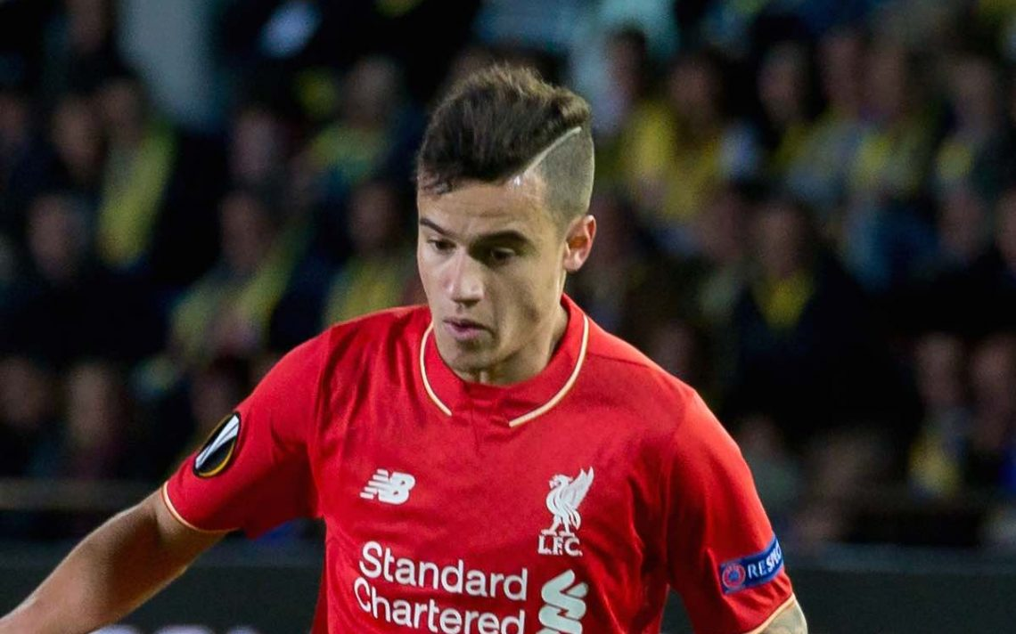 Philippe Coutinho in lazy training protest to force Barcelona