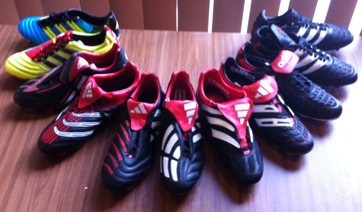 competitive price d4c8b fe4a7 clearance adidas predator all models b5afe 5b0d4