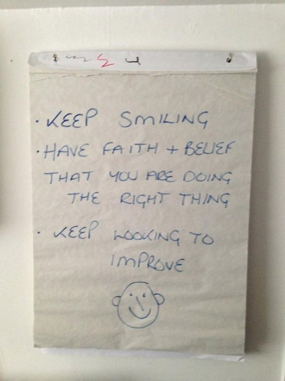 Keep smiling sacked nigel adkins leaves a farewell note for if you are somehow dead inside and dont feel sympathy for axed southampton boss nigel atkins you certainly must now in one of his last acts before thecheapjerseys Image collections